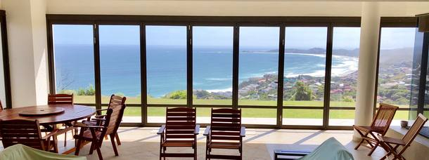 Home exchange in South Africa,Brenton on Sea, ,180° Spectacular Sea Views over Indian Ocean,Home Exchange & House Swap Listing Image