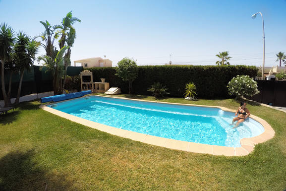 Bostadsbyte i Spanien,Badia Blava, Mallorca,Wonderful House in Mallorca,Home Exchange Listing Image