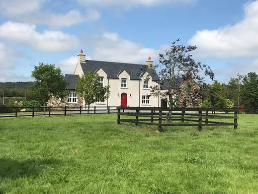 BoligBytte til Irland,Cleariestown, County Wexford,Large country house in Co. Wexford, Ireland,Boligbytte billeder