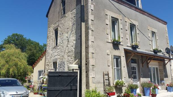 Home exchange in France,St Silvain sous Toulx, Limousin,A rural french experience - Renovated maison,Home Exchange & House Swap Listing Image