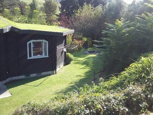 Koduvahetuse riik Uus-Meremaa,Poukawa, Hawke's bay,Hobbit House in New Zealand,Home Exchange Listing Image