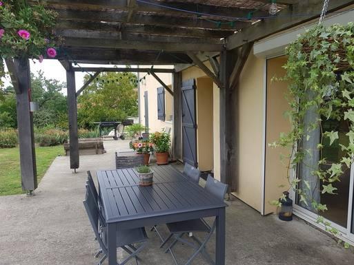 Terrasse, plancha & barbecue