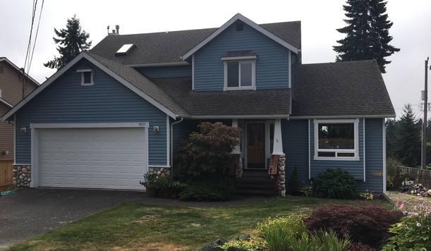 Koduvahetuse riik Ameerika Ühendriigid,Burien, WA,Mount Rainier view home in Burien, WA,Home Exchange Listing Image
