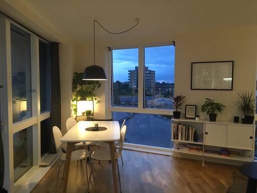 Bostadsbyte i Storbritannien,London, London,Spacious modern 3 bed/2 bath w stunning views,Home Exchange Listing Image