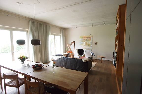 Home exchange in Germany,Berlin, Berlin,Big, quiet apartment + sunny garden +,Home Exchange & House Swap Listing Image