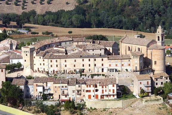 Wohnungstausch in Italien,MAGLIANO DI TENNA, Marche,New home exchange offer in MAGLIANO DI TENNA,Home Exchange Listing Image