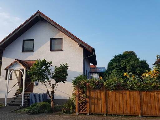 House with garden close to Heidelberg & Frankfurt