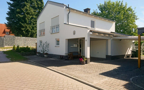 ,Home exchange country Germany|Erfurt, 9k, W