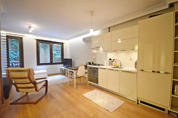 País de intercambio de casas Turquía,Beyoglu, Istanbul,A Real Downtown Apartment In Istanbul,Imagen de la casa de intercambio