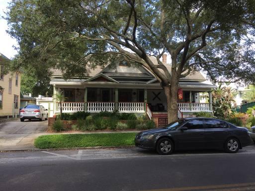 BoligBytte til USA,St Petersburg, Florida,Historic Home in St. Petersburg, Florida,Boligbytte billeder