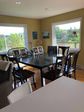 Wohnungstausch in Kanada,Moncton, New Brunswick,Four bedroom Family Home in Moncton NB Canada,Home Exchange Listing Image