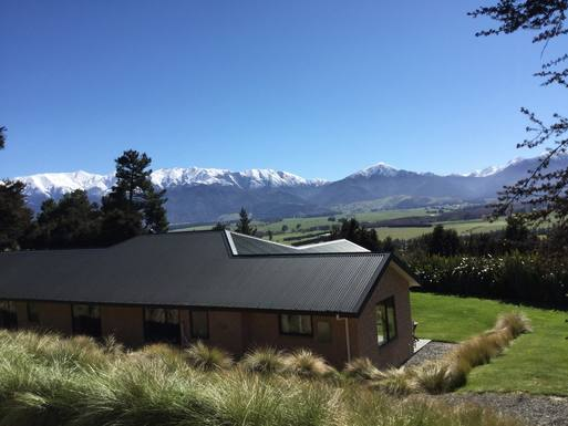 Kodinvaihdon maa Uusi-Seelanti,Hanmer Springs, 7k,, Canterbury,Stunning Alpine Views, South Island,Home Exchange Listing Image