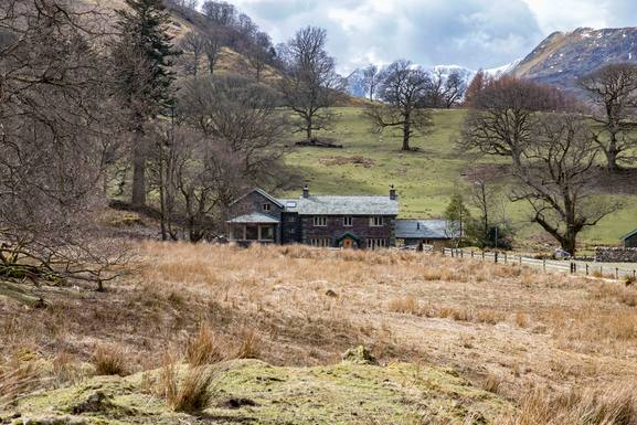 Kodinvaihdon maa Britannia,Patterdale, Cumbria,Large farm house in the UK's Lake District,Home Exchange Listing Image