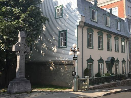 Kodinvaihdon maa Kanada,Quebec, Quebec,Artillery Park View Old Town Quebec,Home Exchange Listing Image