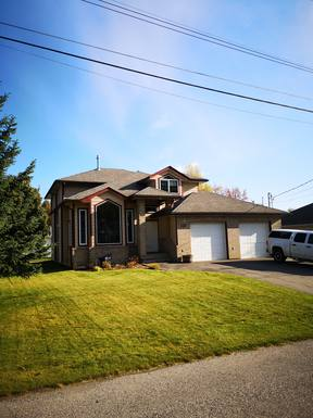 País de intercambio de casas Canadá,Fernie, British Columbia,Family home exchange offer in Fernie Canada,Imagen de la casa de intercambio