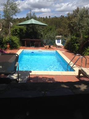 Home exchange in Portugal,Alegrete, Alto Alentejo,Cottage with Pool in Alegrete, Portugal,Home Exchange & Home Swap Listing Image