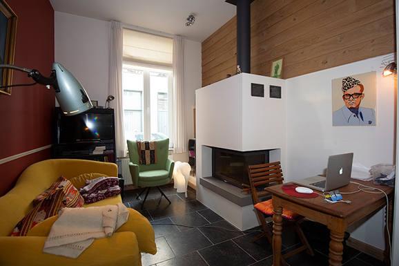 País de intercambio de casas Bélgica,Gent, België,my cozy house,Imagen de la casa de intercambio