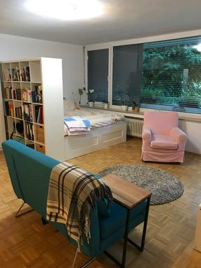 Bostadsbyte i Tyskland,München, Bayern,Cosy flat exchange offer in Munich Germany,Home Exchange Listing Image
