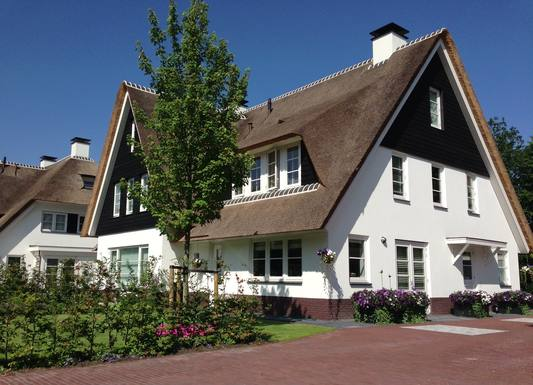 Bostadsbyte i Nederländerna,Soest, Utrecht,Our cosy thatched roof house in Soest,Home Exchange Listing Image