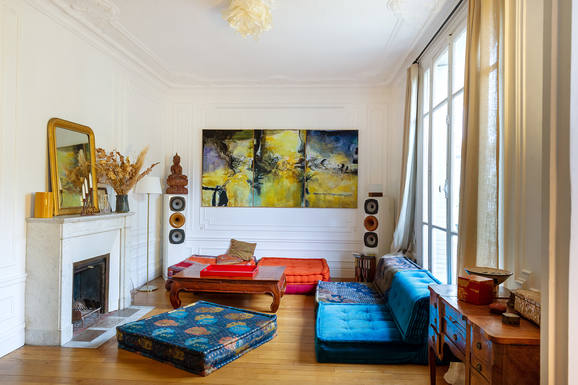 Home exchange country Fransa,Clamart, Ile de France,New home exchange offer near Paris,Home Exchange Listing Image