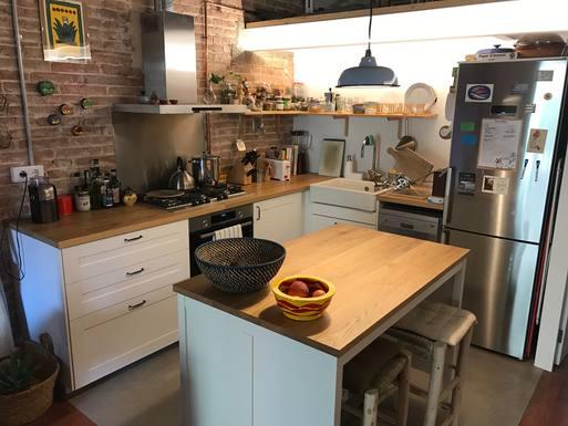 Koduvahetuse riik Hispaania,Barcelona, Barcelona/Spain,Appartment in the center of Gracia,Home Exchange Listing Image