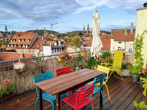 Home exchange in Germany,Bamberg, Bayern,Spacious apartment in the centre of Bamberg,Home Exchange  Holiday Listing Image