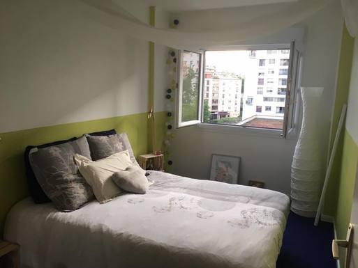 BoligBytte til Frankrig,Paris, Île de France,2 bedrooms flat in Paris,Boligbytte billeder