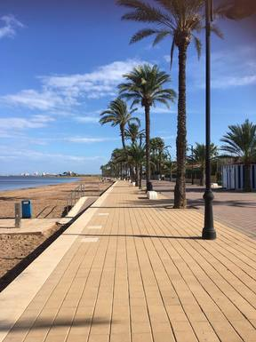 Boligbytte i  Spania,murcia, Murcia,3 double bedroom, beach apartment with pool,Home Exchange & House Swap Listing Image