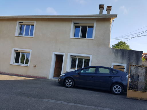 Scambi casa in: Francia,Chamagnieu, Isère,2 bedroom home with garden near Lyon  France,Immagine dell'inserzione per lo scambio di case