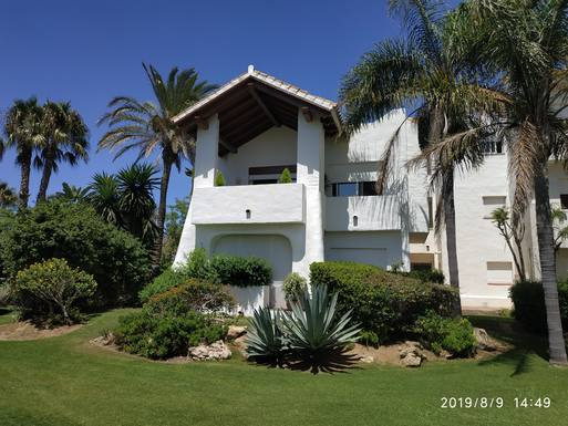 Home exchange in Spain,ROTA, CADIZ,APARTMENT WITH SIGHTS TO BEACH / GOLF COURSE,Home Exchange & House Swap Listing Image