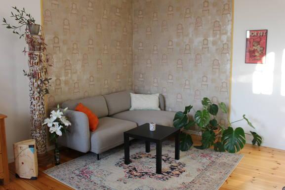 Échange de maison en Allemagne,Berlin, Berlin,Small cozy old building apartment!,Echange de maison, photos du bien