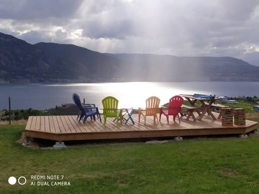 Home exchange Canada,Penticton, BC,Winery/vineyard Property gem,Home Exchange & House Swap Listing Image