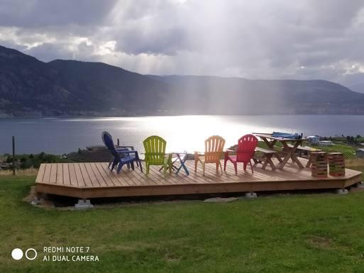 BoligBytte til Canada,Penticton, BC,Winery/vineyard Property gem,Boligbytte billeder