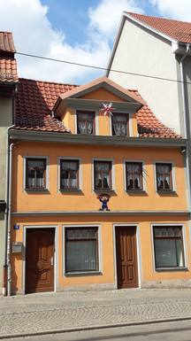 País de intercambio de casas Alemania,Erfurt, Thüringen,Nice House in the old Town,Imagen de la casa de intercambio