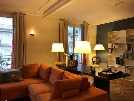 Scambi casa in: Francia,Paris, Île de France,Bright family apartment, center of Paris.,Immagine dell'inserzione per lo scambio di case