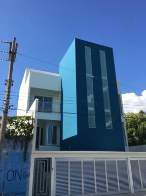 País de intercambio de casas México,Playa del Carmen, Cancun, Quintana Roo,Modern condominium Playa del Carmen, Mexico,Imagen de la casa de intercambio