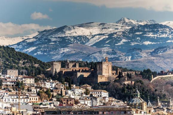 País de intercambio de casas España,Granada, Granada,Sunny Spain: Granada, Andalusia ( Alhambra ),Imagen de la casa de intercambio