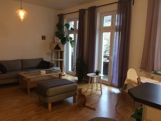 Wohnungstausch in Deutschland,Berlin, Berlin,Renovated family apartment in Berlin,Home Exchange Listing Image