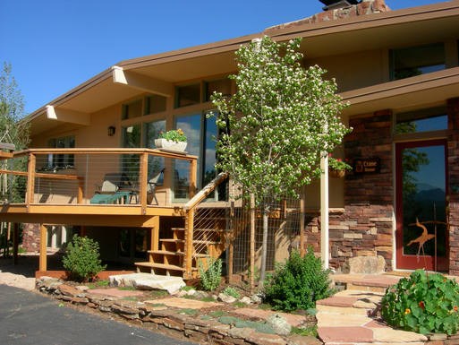 Wohnungstausch in Vereinigte Staaten,Evergreen, CO,Mountain Home in Evergreen, Colorado,Home Exchange Listing Image
