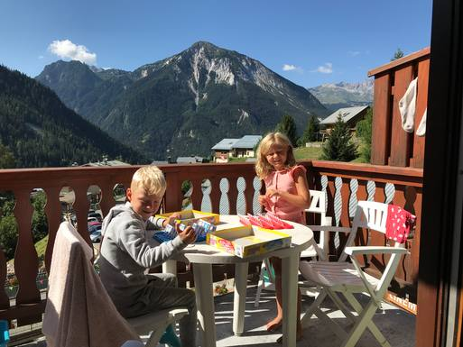 Huizenruil in  Frankrijk,Champagny en Vanoise, ,Cosy flat at the foot of the ski slopes,Home Exchange Listing Image