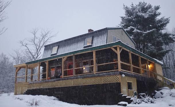Wohnungstausch in Vereinigte Staaten,Lincolnville, ME,Cozy Cabin in Mid-coast Maine,Home Exchange Listing Image