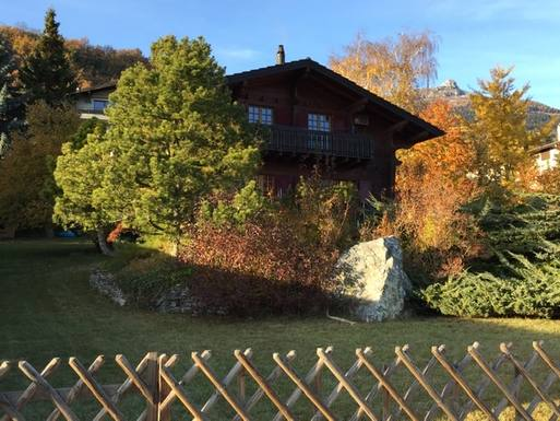 Boligbytte i  Sveits,Venthone, Valais,Amazing exchange in Venthone Switzerland,Home Exchange & House Swap Listing Image