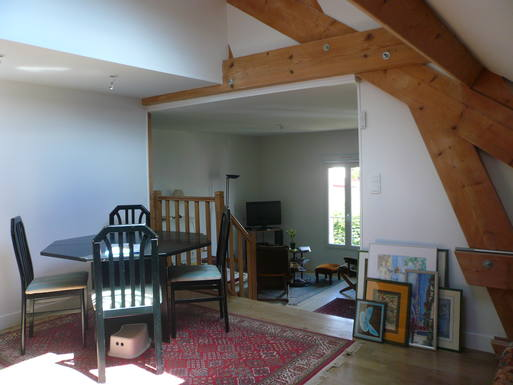 País de intercambio de casas Francia,Saint Cyr l École, ,Recent apartment near Versailles.,Imagen de la casa de intercambio