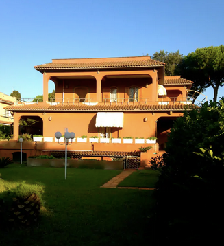 Kodinvaihdon maa Italia,Anzio, Rome,Italian Villa by the beach near Rome,Home Exchange Listing Image