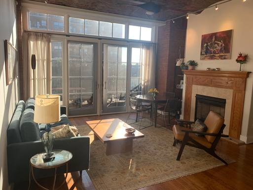 Bostadsbyte i USA,Jersey City, New Jersey,Charming 2-Bedroom Apt Minutes from Manhattan,Home Exchange Listing Image