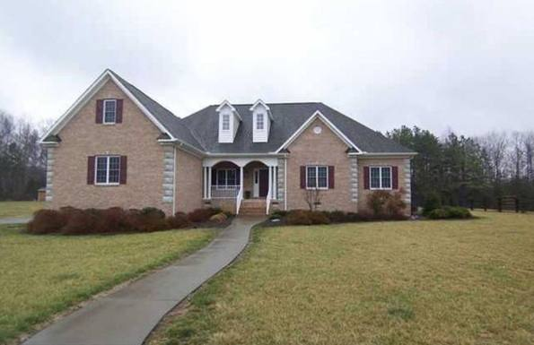 Bostadsbyte i USA,Powhatan, Virginia,Large Country House in Virginia Outside Richm,Home Exchange Listing Image