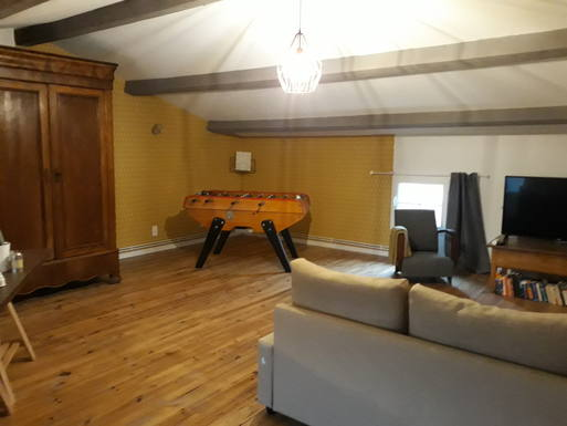 Home exchange in France,ORCET, AUVERGNE,Historic house near the volcanoes of Auvergne,Home Exchange & Home Swap Listing Image