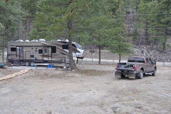 Wohnungstausch in Kanada,Merritt, BC,12ac of ponderosa pines, salmon bearing Creek,Home Exchange Listing Image