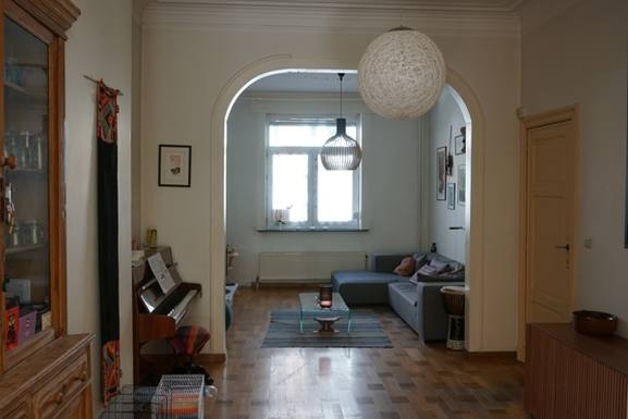 Wohnungstausch oder Haustausch in Belgien,Brussels, Brussels,Spacious house with garden in central Bxl,Home Exchange Listing Image