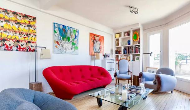 Scambi casa in: Francia,Paris, Idf,New home exchange offer in Paris France,Immagine dell'inserzione per lo scambio di case